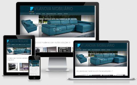 Vilanova Mobiliário - Site 2018